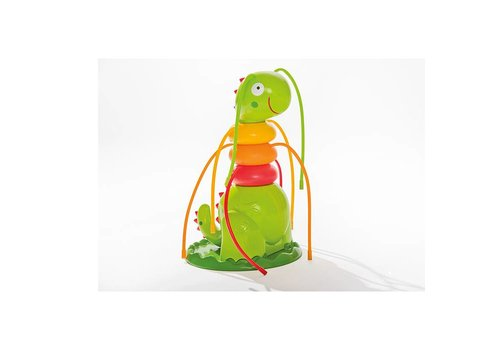 Intex friendly caterpillar sproeier