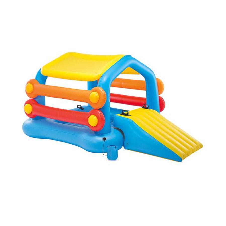 Intex speelgoed eiland met glijbaan-2