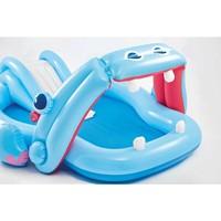 thumb-Intex hippo speelzwembad met glijbaan-2