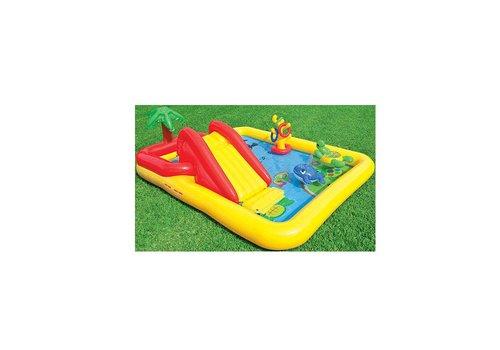 Intex ocean play center met glijbaan