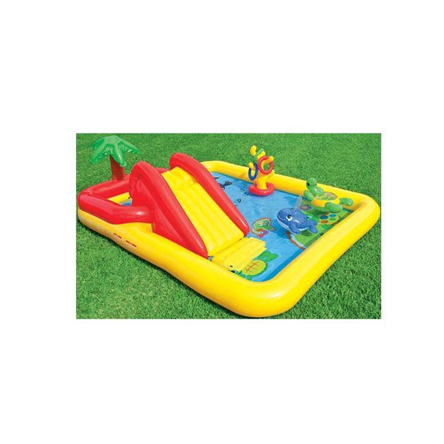Intex ocean play center met glijbaan-1