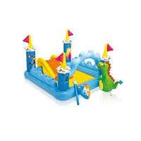 thumb-Intex kasteel kinderzwembad-1