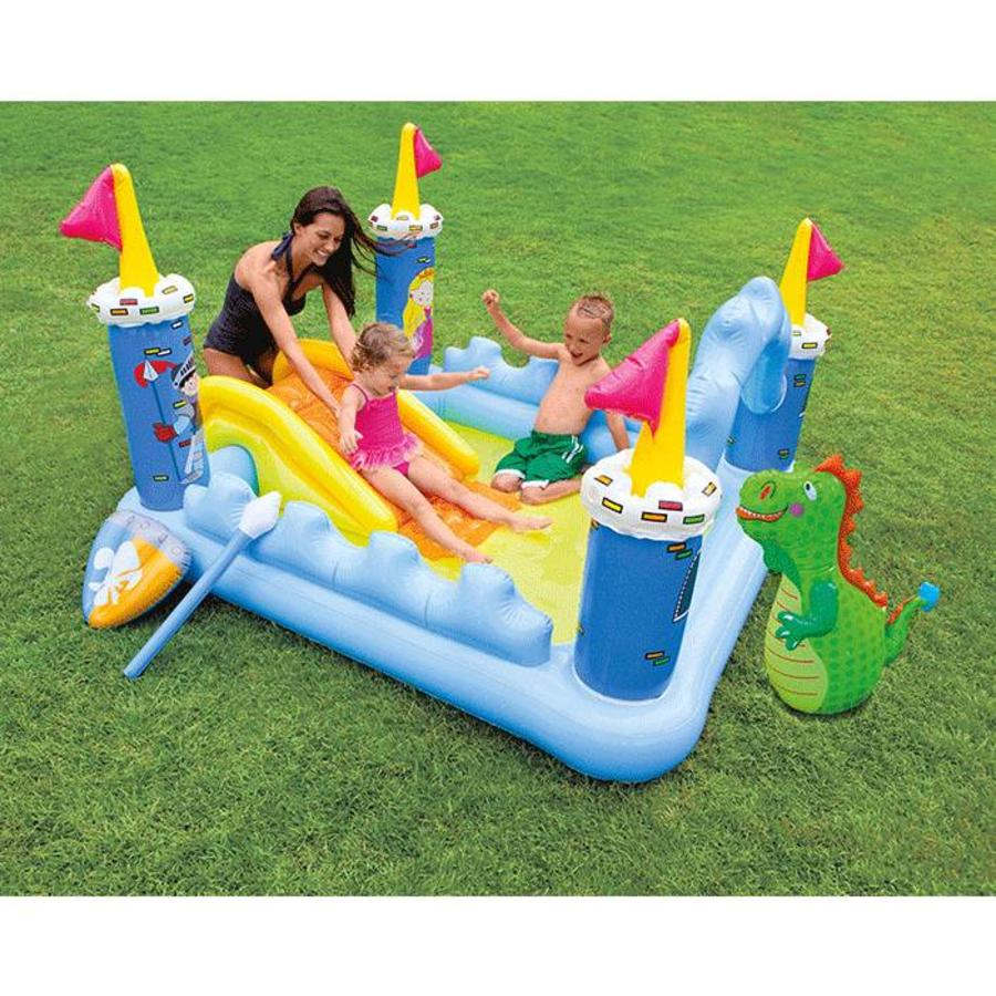 Intex kasteel kinderzwembad-2