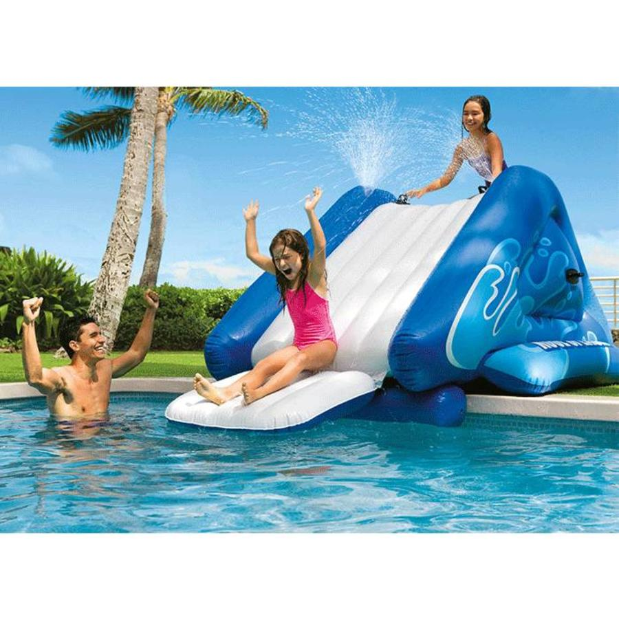 Intex opblaasbare waterglijbaan-3