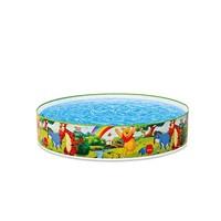 thumb-Intex snapset pool Winnie the Pooh-1