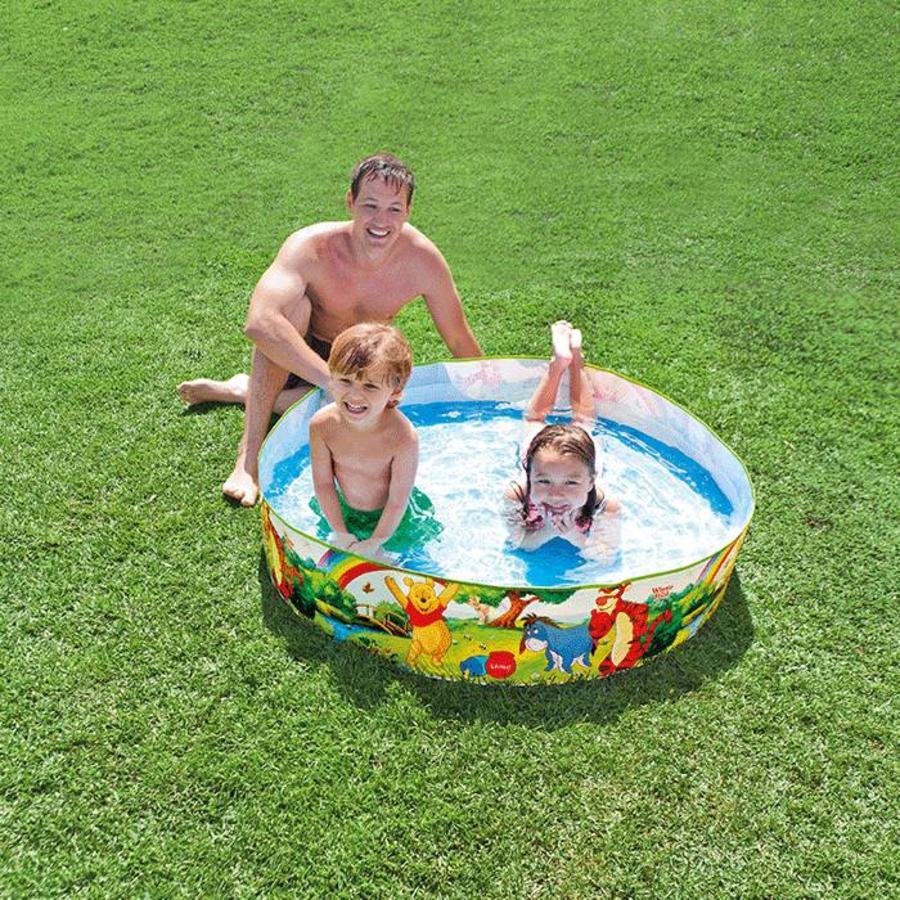 Intex snapset pool Winnie the Pooh-2