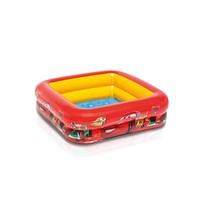 thumb-Intex kinderzwembad Cars-1
