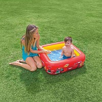 thumb-Intex kinderzwembad Cars-2