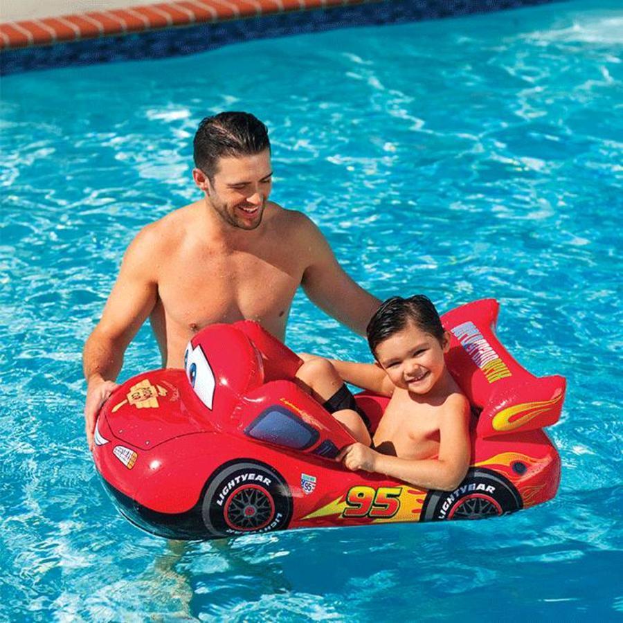 Intex Cars opblaasboot-2