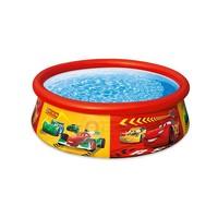 thumb-Intex opblaaszwembad Cars-1