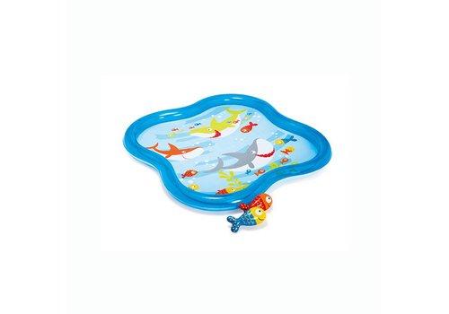 Intex babyzwembad zeeprint