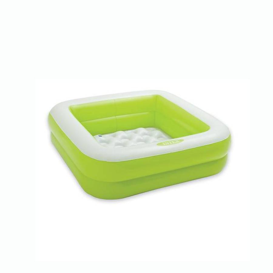 Intex babyzwembad speelbox (85cm x 85cm x 23cm)-1