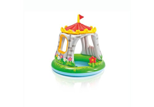 Intex kasteel kinderzwembad