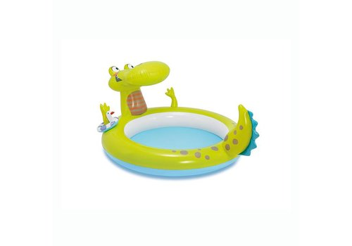 Intex alligator kinderzwembad