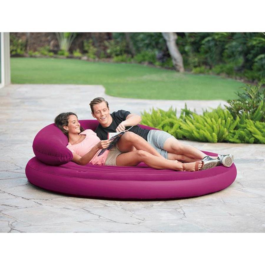 Intex ultra opblaasbaar loungebed-2