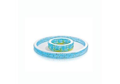 Intex twee-in-één zwembad