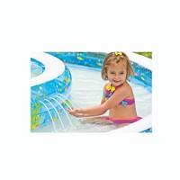 thumb-Intex twee-in-één zwembad (279cm x 36cm)-2