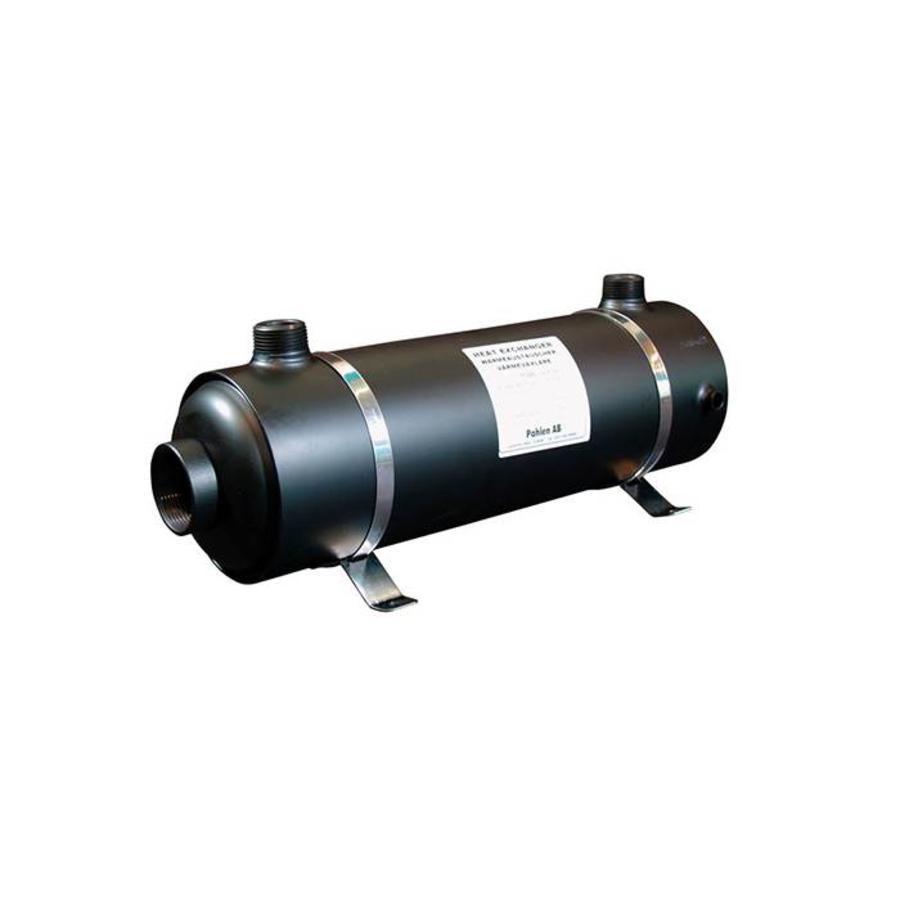 Warmtewisselaar Pahlen RVS (horizontale uitvoering)-1