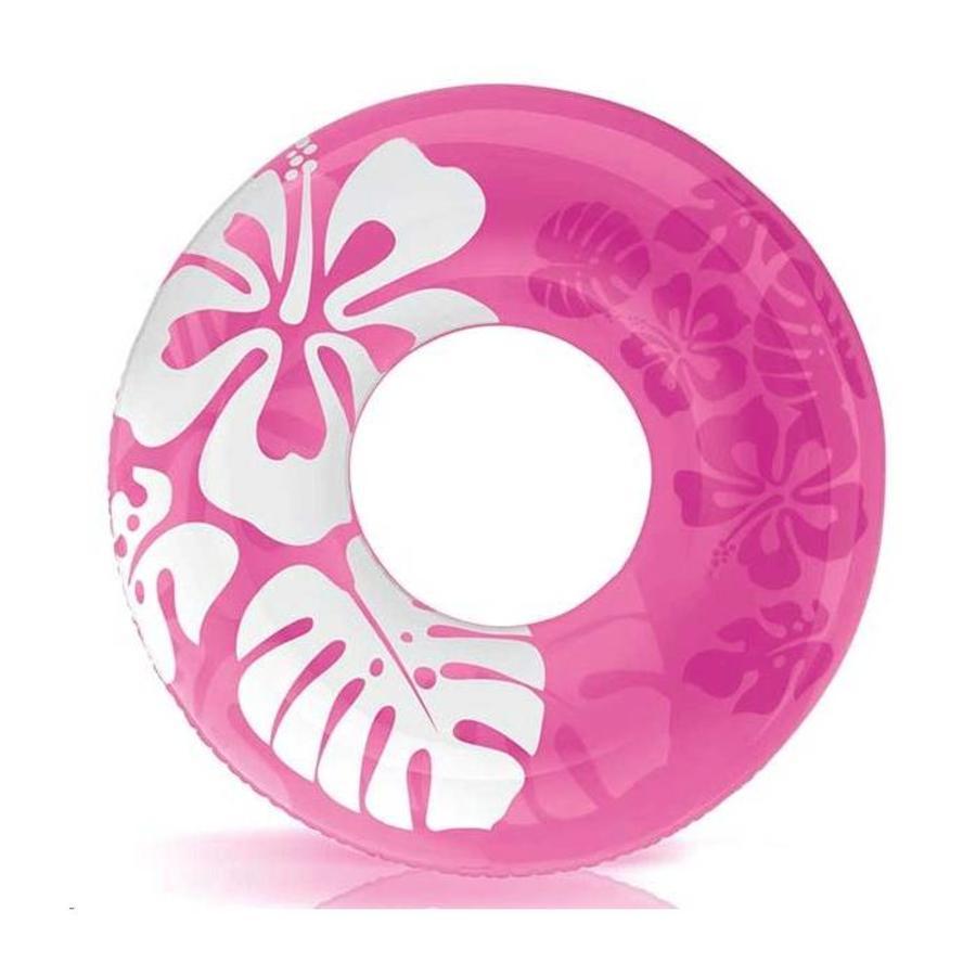 Intex opblaasbare zwemband bloem-2