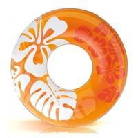 thumb-Intex opblaasbare zwemband bloem-3