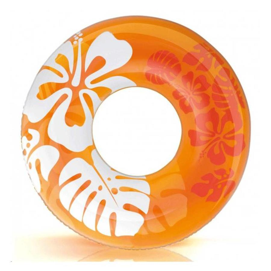 Intex opblaasbare zwemband bloem-3