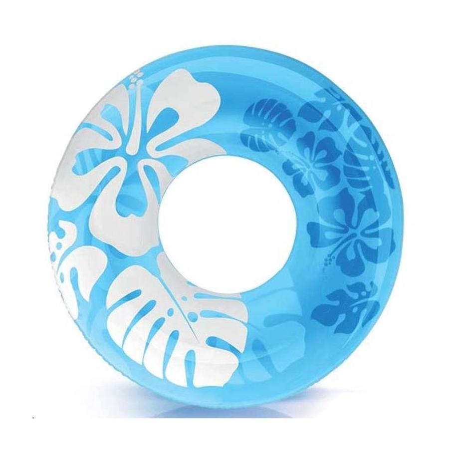 Intex opblaasbare zwemband bloem-1
