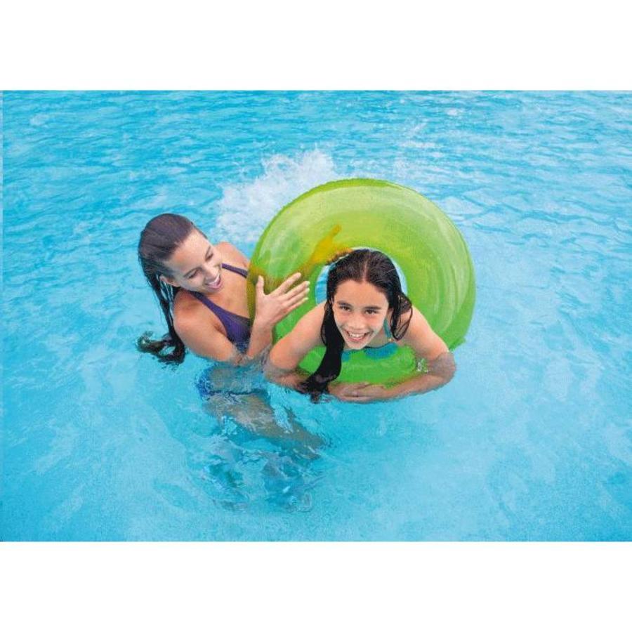 Intex transparante zwemband-2