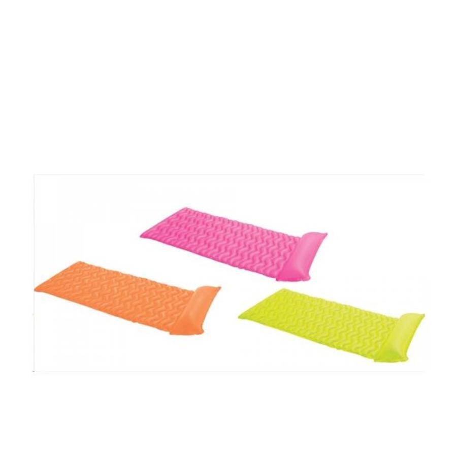 Intex wave mats - opblaasbaar luchtbed-1