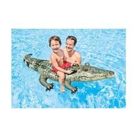 Intex opblaas krokodil voor jongens