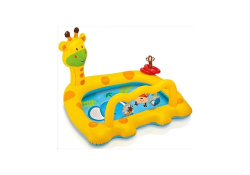 Intex giraffe kinderzwembad