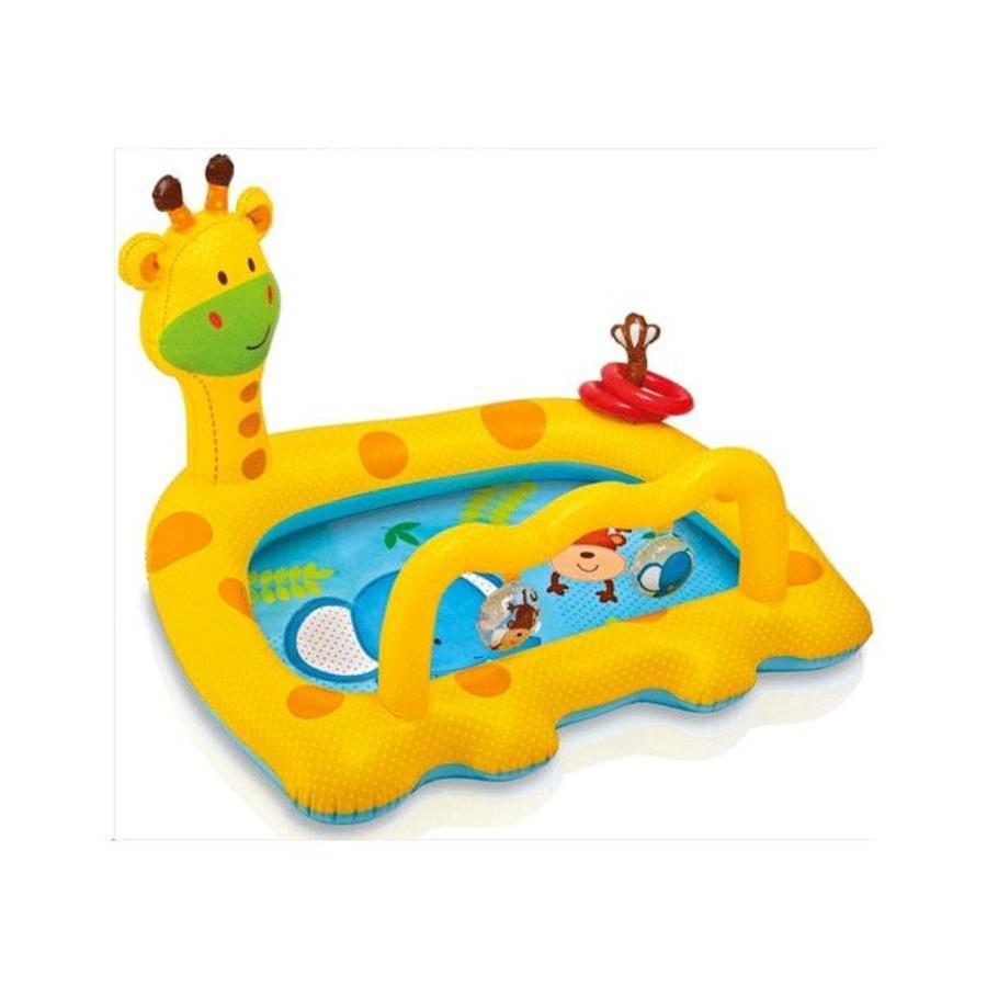 Intex giraffe kinderzwembad (112cm x 91cm x 72cm)-1