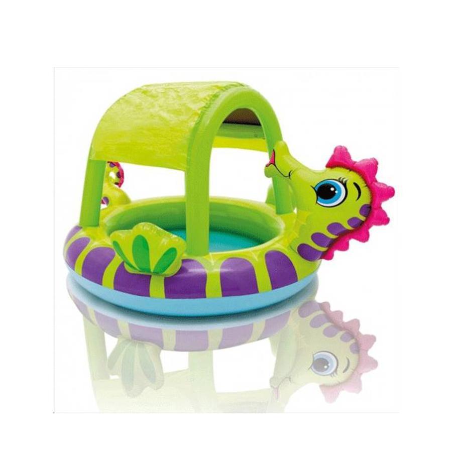 Intex zeepaard kinderzwembad (188cm x 147cm x 104cm)-1
