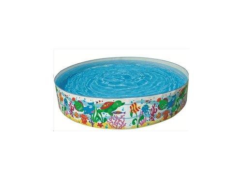 Intex zeebodem snapset kinderzwembad