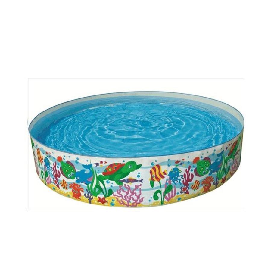 Intex zeebodem snapset kinderzwembad (244cm x 46cm)-1