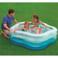thumb-Intex zomer zwembad (185cm x 180cm x 53cm)-2