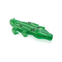thumb-Intex opblaasbare krokodil 168 cm-1