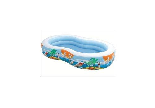 Intex paradijs zwembad
