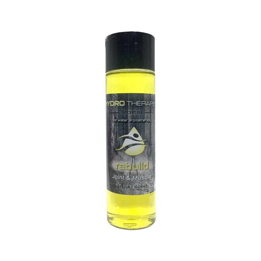 Hydro therapies Sport RX Liquid -Rebuild pepperpint & eucalyptus-1