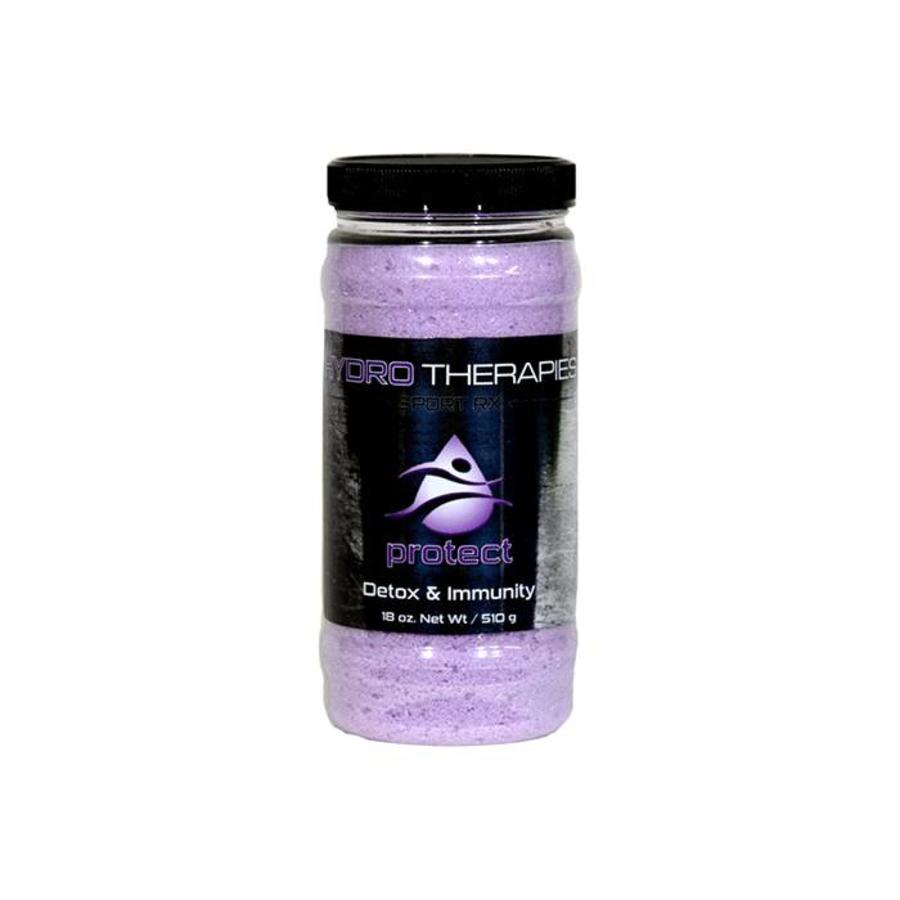Hydro therapies Sport RX crystals - lavendel & roos-1