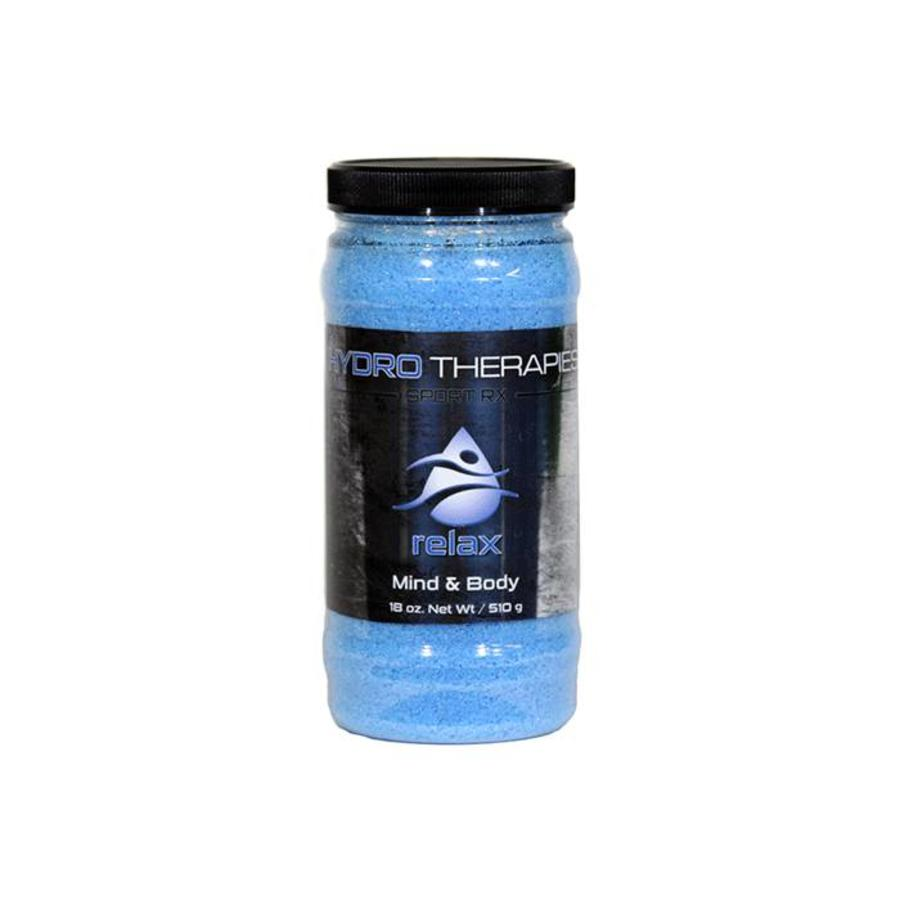 Hydro therapies Sport RX crystals - chamomile & bergamot-1