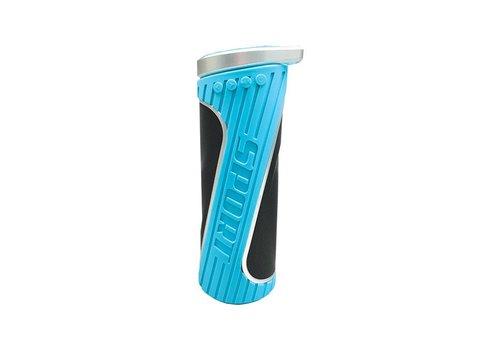 Bluetooth speaker blauw - spatwaterbestendig