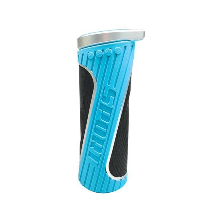 Bluetooth speaker blauw HTX sport-1
