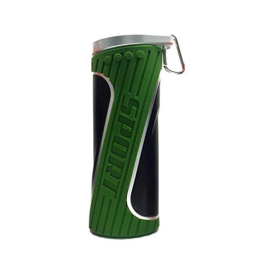 Bluetooth speaker groen HTX sport-1