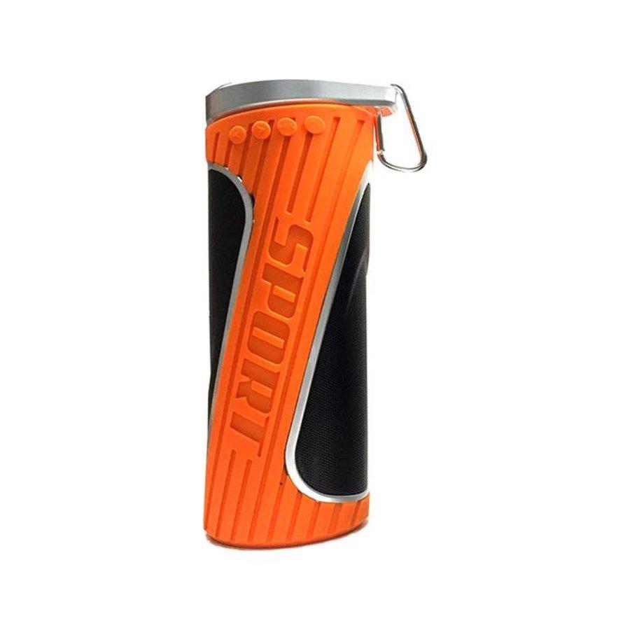 Bluetooth speaker oranje HTX sport-1