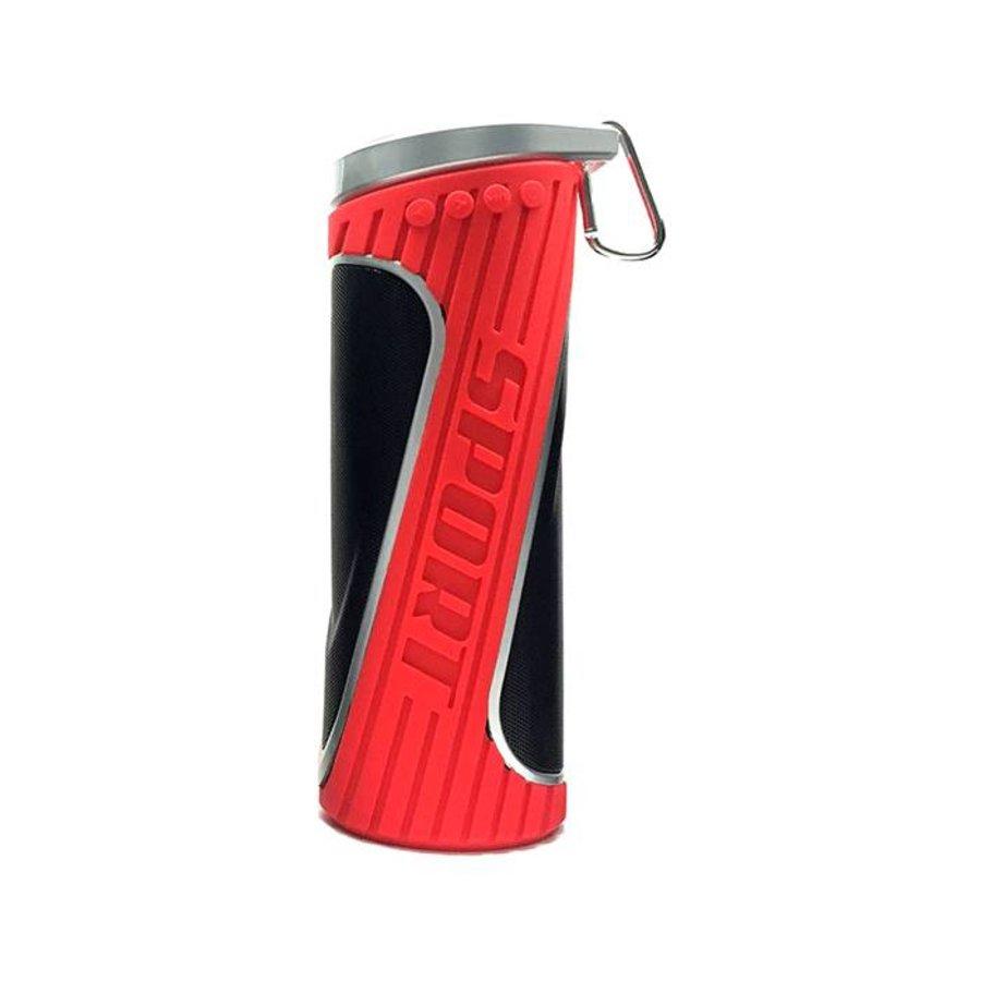 Bluetooth speaker rood HTX sport-1