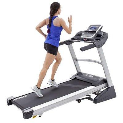 SPIRIT fitness XT385 Loopband + Gratis Vloermat