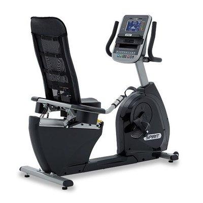 SPIRIT fitness XBR95 Recumbent Hometrainer | gratis vloermat