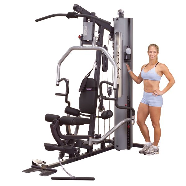 Body-Solid G5S Selectorized Homegym