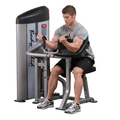 Body-Solid ProClubline Series II Arm Curl Machine