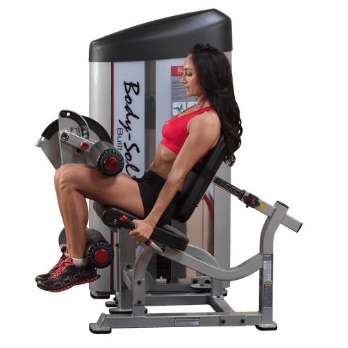 Body-Solid ProClubline Series II Seated Leg Curl